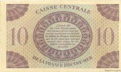 10 Francs type Anglais GUADELOUPE  1944 P.27a pr.SUP