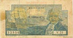 5 Francs Bougainville MARTINIQUE  1946 P.27a B