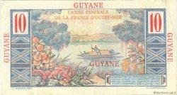 10 Francs Colbert GUYANE  1946 P.20 TTB