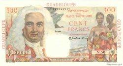 100 Francs La Bourdonnais GUADELOUPE  1946 P.35 pr.NEUF