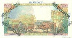 500 Francs Pointe à Pitre MARTINIQUE  1946 P.32s pr.NEUF