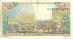 500 Francs Pointe à Pitre SAINT PIERRE ET MIQUELON  1946 P.27