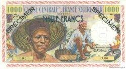 1000 Francs Pêcheur GUYANE  1955 P.27s SPL