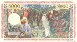 5000 Francs Antillaise MARTINIQUE  1955 P.36s pr.NEUF
