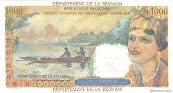 20 NF sur 1000 Francs Union Française ÎLE DE LA RÉUNION  1964 P.55b NEUF