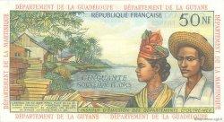 50 Nouveaux Francs type 1962 ANTILLES FRANÇAISES  1962 P.06a NEUF
