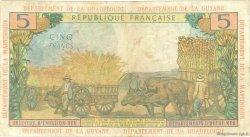 5 Francs type 1964 ANTILLES FRANÇAISES  1966 P.07b TB