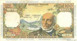 100 Francs type 1966 ANTILLES FRANÇAISES  1966 P.10a TTB