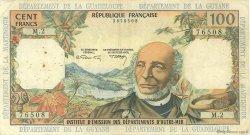 100 Francs type 1966 ANTILLES FRANÇAISES  1966 P.10b TB