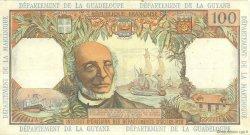 100 Francs type 1966 ANTILLES FRANÇAISES  1966 P.10b TTB