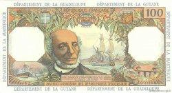 100 Francs type 1966 ANTILLES FRANÇAISES  1966 P.10b
