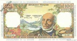 100 Francs type 1966 ANTILLES FRANÇAISES  1966 P.10s SUP+