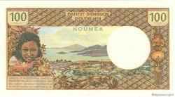 100 Francs type 1968 modifié 1972 NOUVELLE CALÉDONIE  1972 P.63b SUP+
