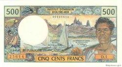 500 Francs type 1969 NOUVELLE CALÉDONIE  1970 P.60a pr.NEUF