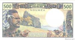 500 Francs type 1969 NOUVELLE CALÉDONIE  1983 P.60d pr.NEUF