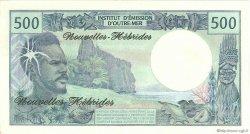 500 Francs type 1969 NOUVELLES HÉBRIDES  1970 P.19a SUP+