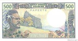 500 Francs type 1969 TAHITI  1985 P.25d NEUF