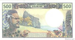 500 Francs type 1969 modifié 1994 POLYNÉSIE, TERRITOIRES D