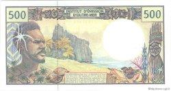 500 Francs type 1969 modifié 2001 POLYNÉSIE, TERRITOIRES D