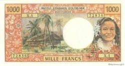 1000 Francs type 1968 NOUVELLE CALÉDONIE  1969 P.61 pr.NEUF