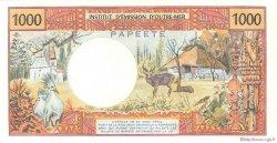 1000 Francs type 1968 modifié 1971 TAHITI  1985 P.27d NEUF