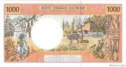 1000 Francs type 1968 modifié 1995 POLYNÉSIE, TERRITOIRES D