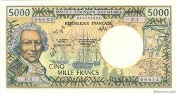 5000 Francs type 1970 NOUVELLE CALÉDONIE  1971 P.65a pr.NEUF