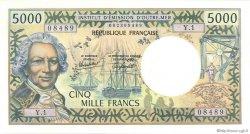 5000 Francs type 1970 NOUVELLE CALÉDONIE  1982 P.65c pr.NEUF