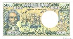 5000 Francs type 1970 modifié 1994 POLYNÉSIE, TERRITOIRES D
