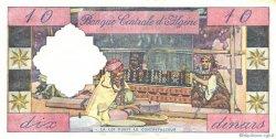 10 Dinars ALGÉRIE  1964 P.123a pr.NEUF