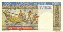 100 Francs TUNISIE  1947 P.24 pr.NEUF