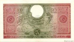 100 Francs - 20 Belgas BELGIQUE  1943 P.123 SPL