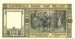 100 Francs BELGIQUE  1947 P.126 pr.SPL