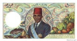 5000 Francs COMORES  1984 P.12a NEUF
