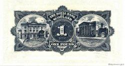 1 Pound ÉCOSSE  1960 P.324b pr.NEUF