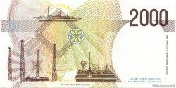 2000 Lire ITALIE  1990 P.115 NEUF