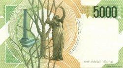 5000 Lire ITALIE  1985 P.111d pr.NEUF