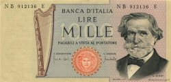 1000 Lire ITALIE  1971 P.101b SUP+