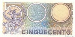 500 Lire ITALIE  1979 P.094 pr.NEUF