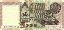 5000 Lire ITALIE  1979 P.105a SUP+