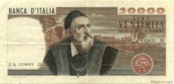 20000 Lire ITALIE  1975 P.104 TTB+