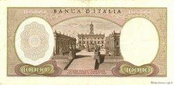 10000 Lire ITALIE  1968 P.097d SUP