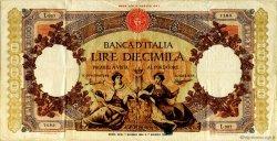 10000 Lire ITALIE  1954 P.089c TTB