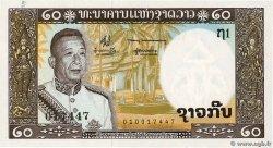 20 Kip LAOS  1963 P.11a SPL+