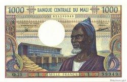 1000 Francs MALI  1970 P.13c NEUF
