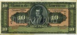 10 Pesos MEXIQUE Guerrero 1914 PS.0299b SUP