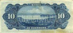 10 Pesos MEXIQUE  1914 PS.0299b SUP