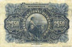 2,5 Escudos MOZAMBIQUE  1921 P.067b pr.TTB