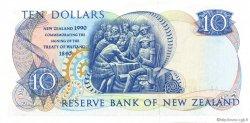 10 Dollars NOUVELLE-ZÉLANDE  1990 P.176a pr.NEUF