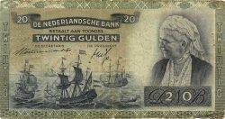 20 Gulden PAYS-BAS  1941 P.054 TB